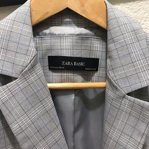 NWT Zara Stripe Blazer